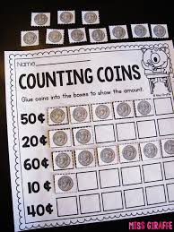 teaching money skip counting by 10 with dimes and other fun coin