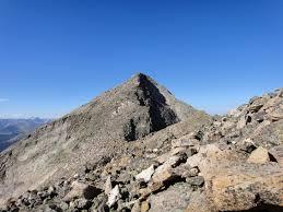 Longs Hiking Rocky Mountain National Park Pagoda Mountain Keyboard Of