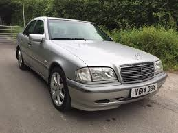 used mercedes benz c class 2 5 for sale motors co uk