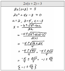 Quadratic Word Problems Worksheet With Answers Openalgebra Com Guidelines For Solving Quadratic Equations And