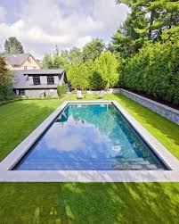 simple backyard designs pool traditional with white outdoor bistro