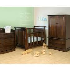 Boori Sleigh Cot Bed Boori Country Sleigh Royal Cot In Walnut Baby Mode Cots