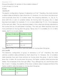 ncert solutions for class 11th chemistry chapter 11 u2013 the p block