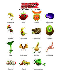 meet food animals cloudy chance meatballs 2
