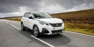 peugeot 5008 interior dimensions peugeot 5008 review carwow