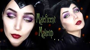 maleficent halloween makeup tutorial youtube