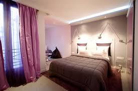 chambre parme et beige decoration chambre femme 4 couleur chambre blanche et