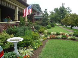 great ideas for sidewalk border i like the different colors of