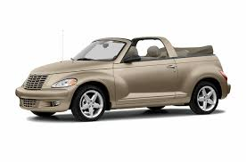 2005 chrysler pt cruiser base 2dr convertible specs and prices