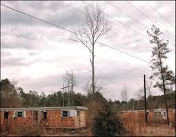 One Bedroom Trailers For Sale Abandoned Mobile Homes Plague North Carolina North Carolina