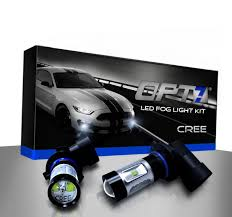 lexus whitest white paint code amazon com opt7 cree h11 led drl 5000k bright white fog light