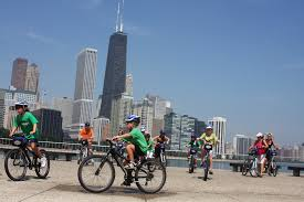Chicago Bike Map by The Best Chicago Bike Routes
