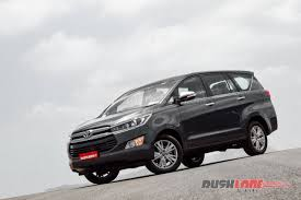 toyota price toyota innova crysta review 2 4l mt and 2 8l at