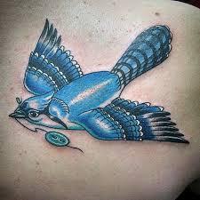 blue jay by lucky monkey tattoo u0027s brad nugent yelp