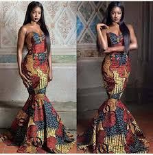 mariage africain top 5 des robes de mariée en pagne pour le mariage africain