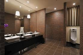 masculine bathroom ideas commercial bathroom design ideas amazing decor commercial