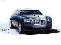 roll royce rolls rolls royce 200ex concept 2009 picture 18 of 29