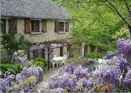 Cottages Gardens - french cottage gardens