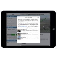 learn to fly course ipad iphone app private pilot test prep