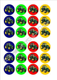 deere cake toppers 200 best deere tractor printables images on