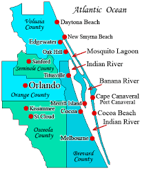 port canaveral map cape canaveral cocoa fishing charters 51 charters