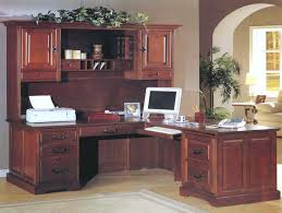 Corner Desk Hutch Office Desk Hutch Home Office Furniture L Shaped Desk With Hutch
