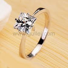 rings for wedding 1 carat wedding ring for custom engraving