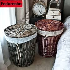 Bathroom Storage Baskets by Compare Prices On Bathroom Storage Wicker Online Shopping Buy Low