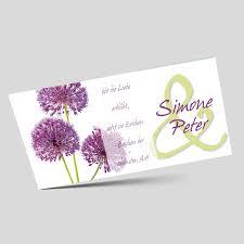 hochzeit einladung karte hochzeitseinladungskarte allium farbenfrohe blütenkugel