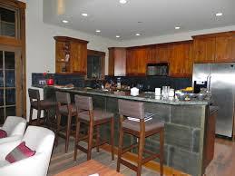 kitchen island bar ideas kitchen modern kitchen island with breakfast bar and decor