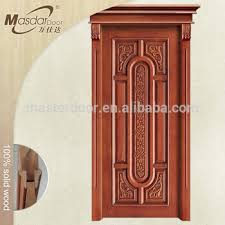 Carved Exterior Doors Design 48 Inches Carved Wooden Exterior Doors For Sale In