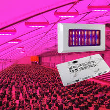 300w 252smd plant lamp red blue white warm uv ir full spectrum led