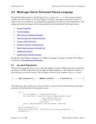 xquery pdf 2