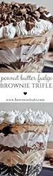 diabetic friendly thanksgiving desserts peanut butter fudge brownie trifle recipe butter brownie
