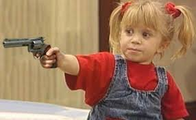 Meme Generator Blank - little girl with gun blank template imgflip