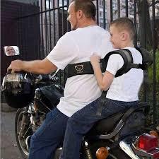 siege enfant moto youwinme moto siège ceinture enfants électrique véhicule harnais de