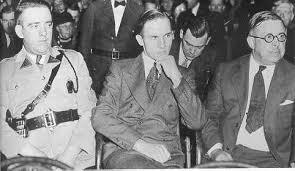 Bruno Hauptmann dalam persidangannya