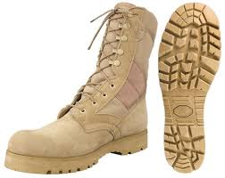 amazon workboots black friday desert tan sierra lug sole military desert boots leather 8