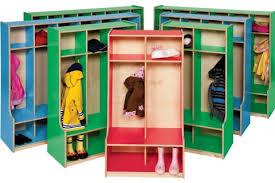 kids lockers healthy kids colors seat lockers preschool wood storage
