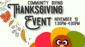 free annual thanksgiving event food bank md family