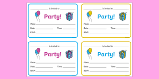 birthday party invitations birthdays birthday party party