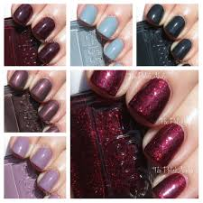 the polishaholic essie winter 2013 collection swatches u0026 review