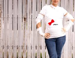 Pregnant Halloween T Shirts Pregnant Halloween Costume Ideas