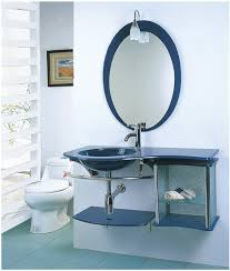 splendid sharp blue wash basins for bathrooms with open storage