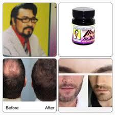 black phomthong hair growth cream growth beard eyebrow
