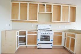 How To Make Kitchen Cabinets Building Kitchen Cabinets How To Build