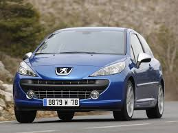peugeot araba peugeot 207 rc specs 2007 2008 2009 autoevolution