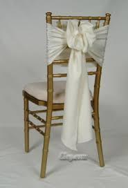 Vintage Wedding Chair Sashes Chiavari Chair Sash Bow Wedding Pinterest Chiavari Chairs