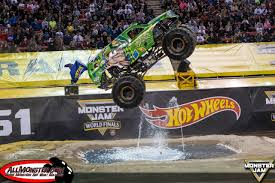 truck monster jam big outing for jester in double down showdown jester monster