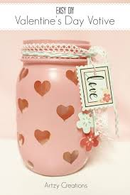 Ideas For Homemade Valentine Decorations by 50 Best Valentine U0027s Day Ideas We Love Images On Pinterest Mason
